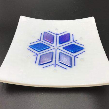 Snowflake Dish!